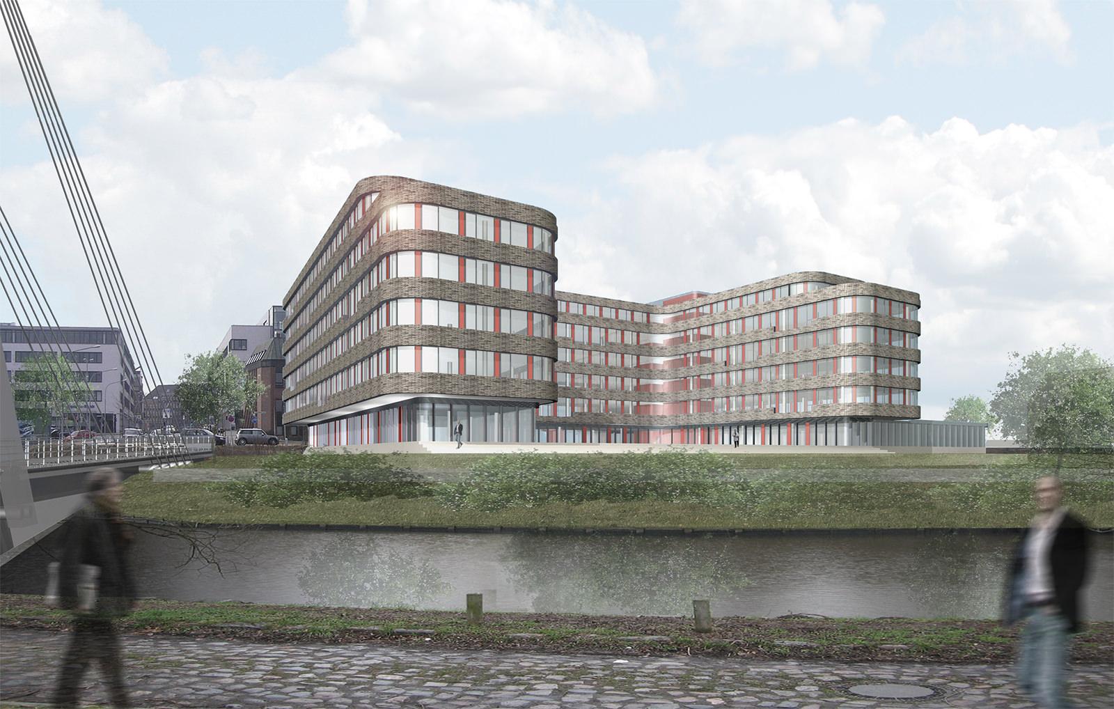 Kitzmann architekten office center l beck - Architekten lubeck ...