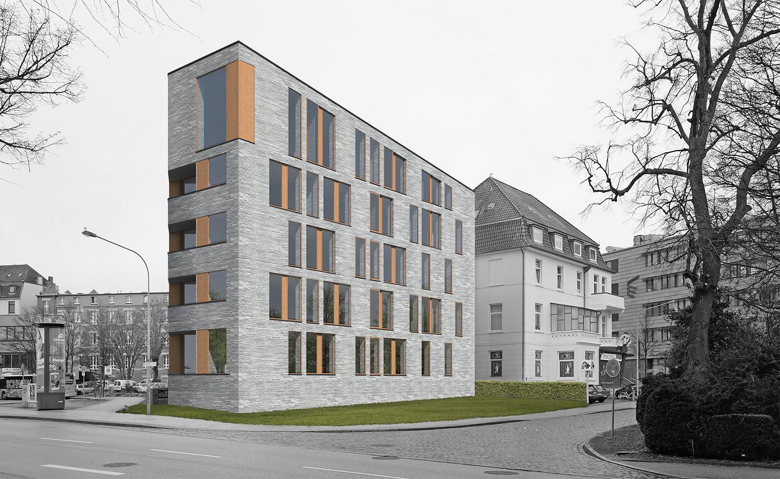 Kitzmann architekten hansestrasse l beck - Architekten lubeck ...